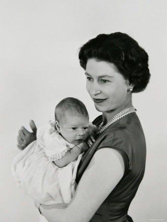 queen elizabeth 1 of england. Queen Elizabeth II with Prince