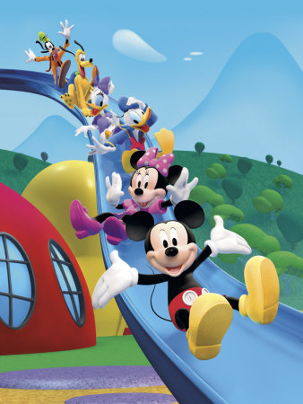 Mickey Mouse Wall Murals