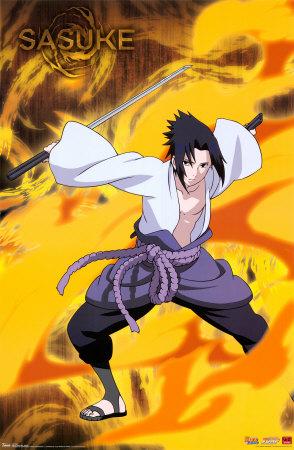 YCMSSB (Round 1-10: Konan v. Sasuke) Naruto-shippuden-sasuke