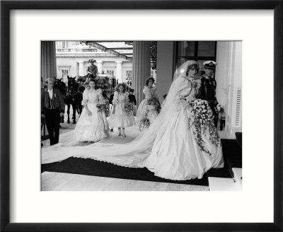 prince charles and princess diana wedding pictures. Prince Charles and Princess