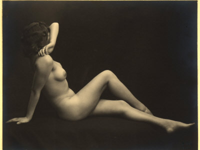 Female Nude Photographic Print. zoom. view in room