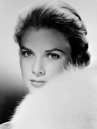 Grace Kelly, c.1950s Stretched Canvas Print