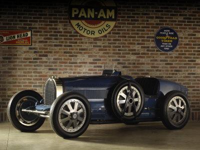1923 Bugatti Type 35b