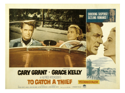 grace kelly to catch a thief. To Catch a Thief, Cary Grant,