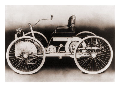 When Did Henry Ford Introduce Gasoline Powered Cars