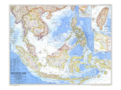 south east asia map blank. asia physical lank marriott