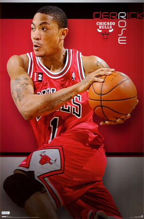 derrick rose chicago bulls wallpaper. chicago bulls rose wallpaper.