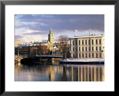 stockholm sweden in winter. City in Winter, Stockholm,