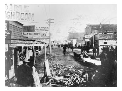 Yukon-Klondike Gold Rush,