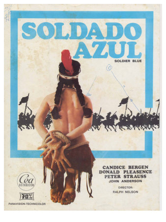 soldier blue  spanish movie