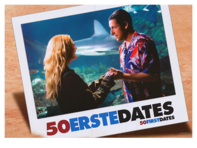 Multimedia Downloads !!: 50 First Dates (2004) BRRip 350mb