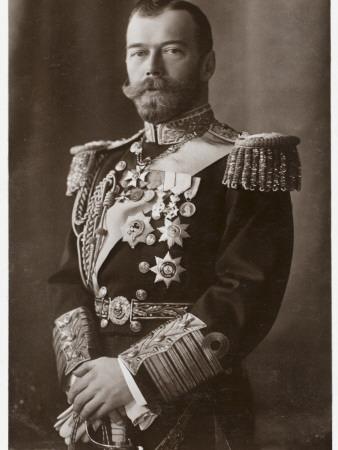 czar nicholas ii. Tsar Nicholas II (Nikolay