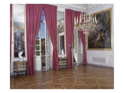 Metis linens le petit trianon for Trianon plan salle