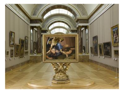 Musee De Louvre. Musée du Louvre : vue de la