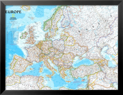 political map of europe 1939. Europe Political Map Pre-made