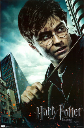 harry potter and deathly hallows harry. Harry Potter and the Deathly