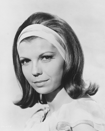 Nancy Sinatra Stretched Canvas Print
