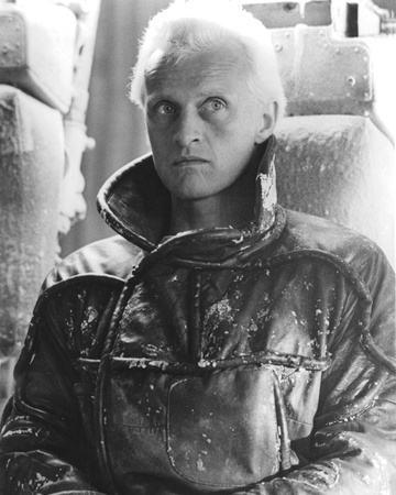 Rutger Hauer - Blade Runner Stretched Canvas Print
