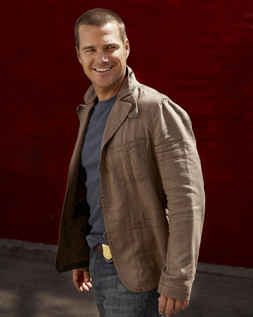 Chris O'Donnell Stretched Canvas Print