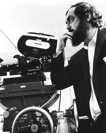 Stanley Kubrick Stretched Canvas Print