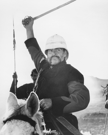 Sean Connery Stretched Canvas Print
