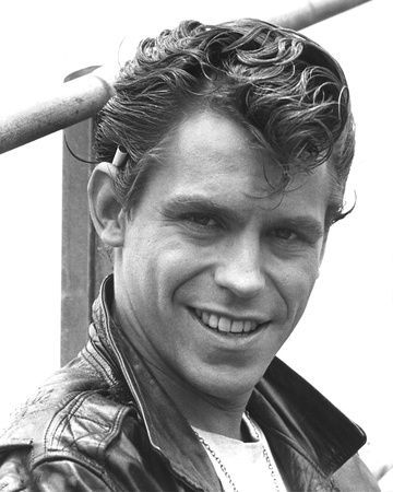 Jeff Conaway - Grease Stretched Canvas Print