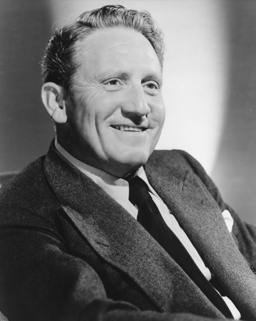 Spencer Tracy Stretched Canvas Print