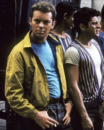 Russ Tamblyn - West Side Story Stretched Canvas Print