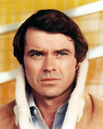 Robert Urich Stretched Canvas Print
