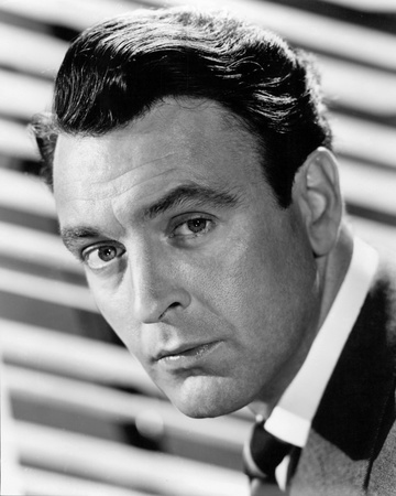Donald Sinden Stretched Canvas Print