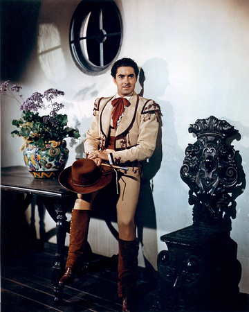 Tyrone Power Stretched Canvas Print