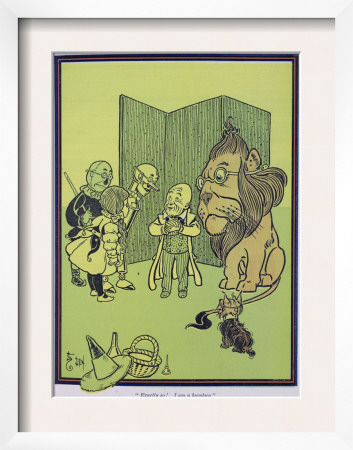 wizard of oz characters. quot;Wonderful Wizard of Ozquot;