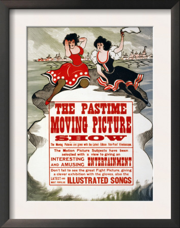 films  late 1800s framed