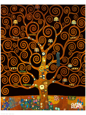waitsfield elementary art gustav klimts quottree of lifequot