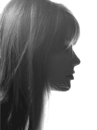 Françoise Hardy Stretched Canvas Print