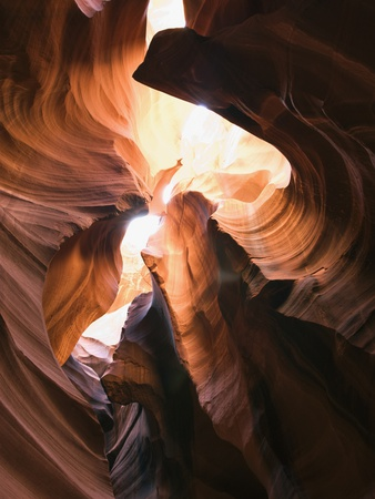 Antelope Canyon, Arizona, USA Stretched Canvas Print