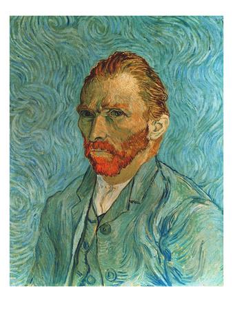 Vincent Van Gogh (1853-1890) self-portrait œuvre par Vincent van Gogh
