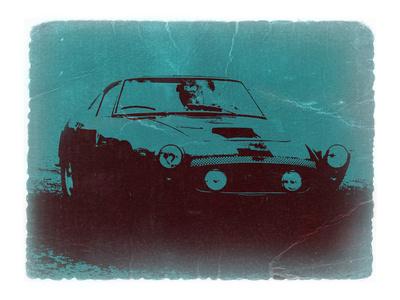 Ferrari 250 Gtb Stretched Canvas Print