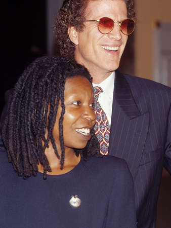 Whoopi Goldberg, Friars Club Roast Held on October 8, 1993 Stretched Canvas Print