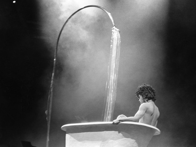 Prince and The Revolution - 1984 Stretched Canvas Print