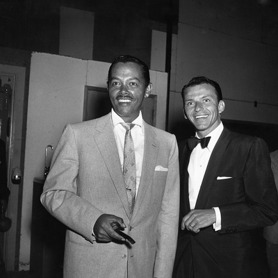 Billy Eckstine Stretched Canvas Print