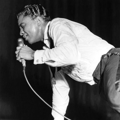 Jackie Wilson - 1960 Stretched Canvas Print