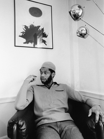 Kareem Abdul-Jabbar Stretched Canvas Print