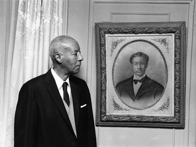 A. Philip Randolph -  1969 Stretched Canvas Print