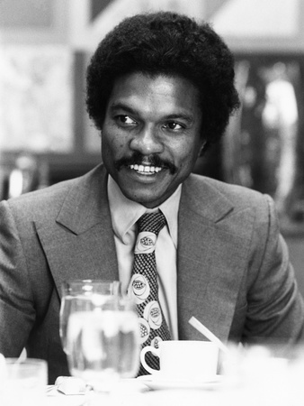 Billy Dee Wiliams - 1974 Stretched Canvas Print