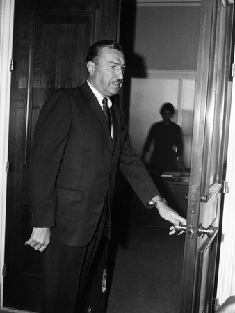 Adam Clayton Powell - 1969 Stretched Canvas Print