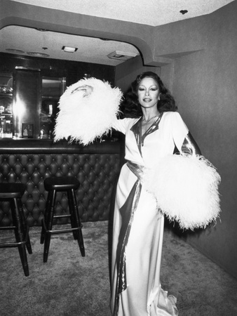 Freda Payne Stretched Canvas Print
