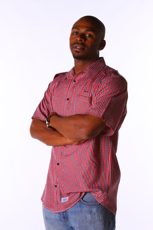 Michael Bourn No. 24 - Center Fielder for the Atlanta Braves Stretched Canvas Print