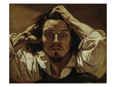 Le Désespéré (Self portrait The Des- paring Man) 1841