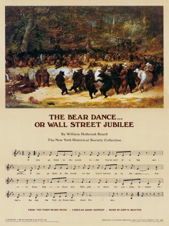 Wall Street Jubilee artwork by William Holbrook Beard